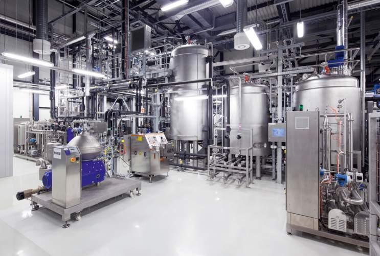 Производство спирта из зерна и патоки
