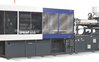 Hydro-Mechanical Injection Moulding Machines