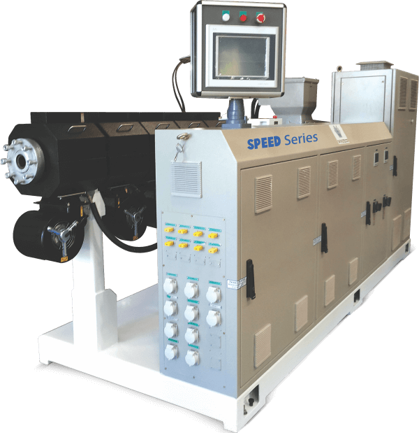 Twin Screw Pipe Extrusion Lines