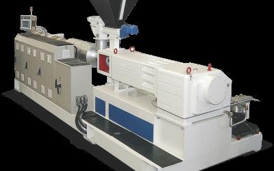 Twin Screw Pipe Extrusion Machine | UPVC