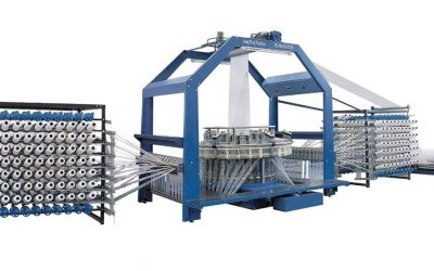 Equipment for the Production of Threads, Fabrics and Containers From Polypropylene