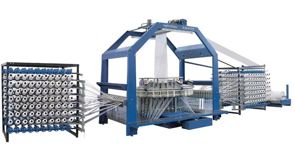 Оборудования Для Производства Нити, Ткани И Тары Из Полипропилена