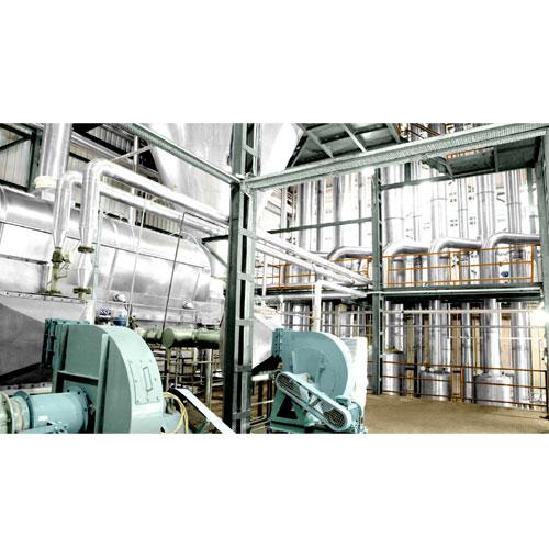 Liquid Milk Processing Plant