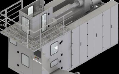 Blow/Fill Seal system, model- KNBFS-15/20