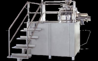 High Shear Mixer Granulator